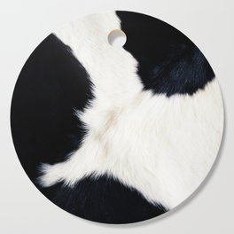Farmhouse Cowhide Cutting Board