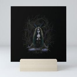 Earth Witch - Elements Collection Mini Art Print