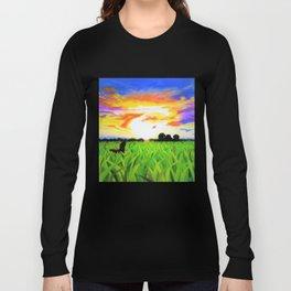 Delta Dog Long Sleeve T-shirt