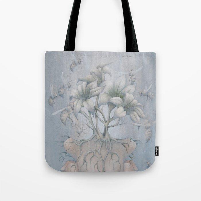 Apiphobia Tote Bag