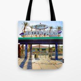 Waterpark (Rock-A-Hoola) Tote Bag