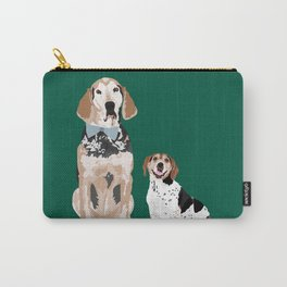 Virgil and Peanut Butter Carry-All Pouch