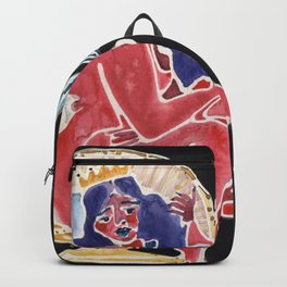 Peacock Queen Backpack