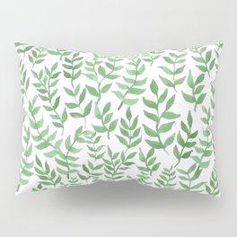 Garden Leaves Pillow Sham
