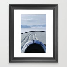 Svalbard 11 Framed Art Print