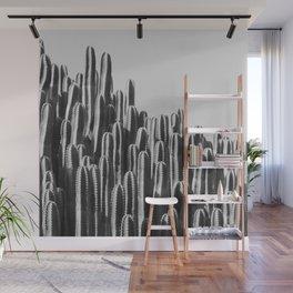 Cactus Landscape Wall Mural