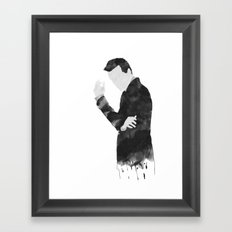 Moriarty Framed Art Print