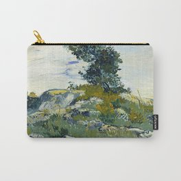 The Rocks by Vincent van Gogh Carry-All Pouch