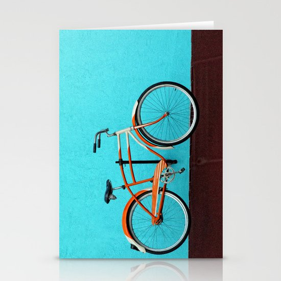Oak Cliff Bicycle Stationery Cards