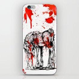 Deer Drip iPhone Skin