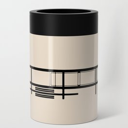 Farnsworth House, Ludwig Mies van der Rohe, Minimal Architecture Bauhaus Design Can Cooler