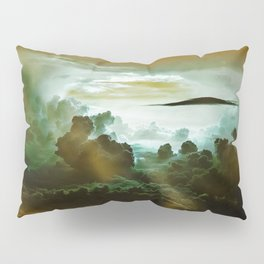 I Want To Believe - Gold Pillow Sham
