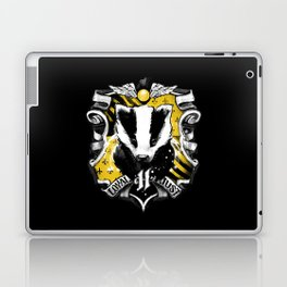 Hufflepuff Daddy Laptop & iPad Skin