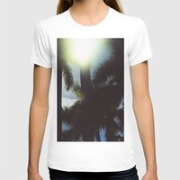 palm trees T-shirts featuring Palm Trees by IanPlath