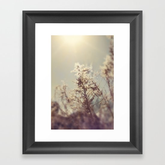 Light Bringer Framed Art Print