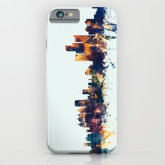 Detroit Michigan Skyline iPhone 6s Slim Case