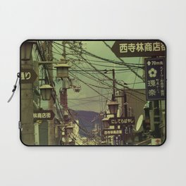 Wired City Laptop Sleeve