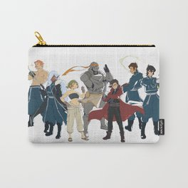 Voltron Legendary Defender x FMA Brotherhood Carry-All Pouch