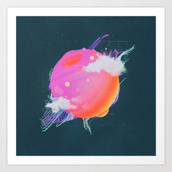 JAWWBREAK (08.10.15) Art Print