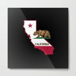 California-1 Metal Print