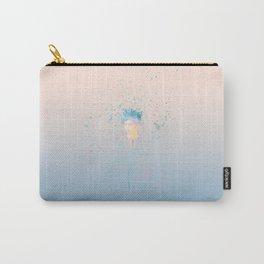 BLUE SPLASH  Carry-All Pouch