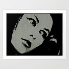 Mi Art Print