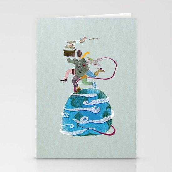 Fuga - Escape Stationery Cards