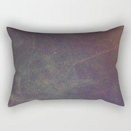 Abstract Grunge Texture Rectangular Pillow