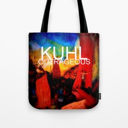 KUHL : OUTRAGEOUS Tote Bag