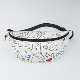 We Are The Future Tattoos Part 1 Fanny Pack