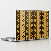 egyptian Laptop & iPad Skins featuring Egyptian by Genevieve Moye