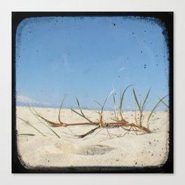 Sand Dunes - Through The Viewfinder (TTV) #2 Canvas Print