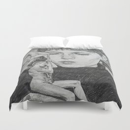 Oh Guy! It's Perfect! Duvet Cover