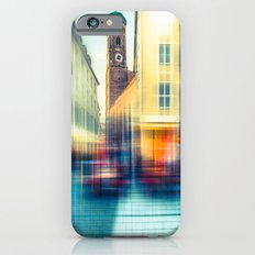 Frauenkirche - Munich - vintage iPhone 6 Slim Case
