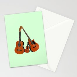 Acoustic instruments Stationery Cards