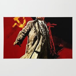 Vladimir Lenin Rug