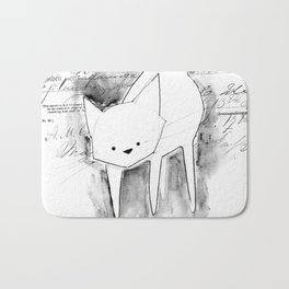 minima - deco cat Bath Mat