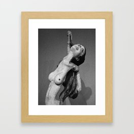 Lasirèn / Voodoo Framed Art Print