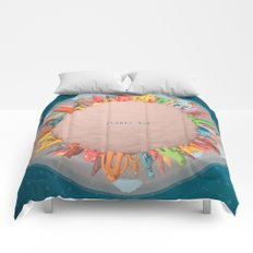 Planet Six Comforters