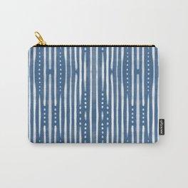 Shibori Tribal #society6 #shibori Carry-All Pouch