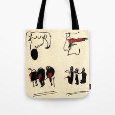 consequence Tote Bag