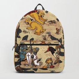 CAT VS MICE Backpack