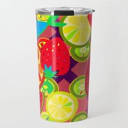 Tutti Fruity Travel Mug