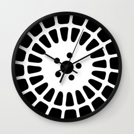 Delta Integrale Wall Clock