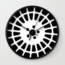 Delta Integrale Wall Clock