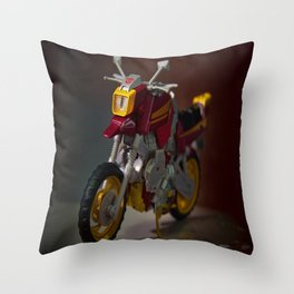Junkion Throw Pillow