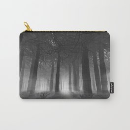 Soul of the Forest B&W Carry-All Pouch