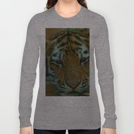 Baby Tiger  Long Sleeve T-shirt