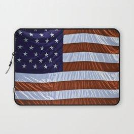 United States Of America Flag Laptop Sleeve