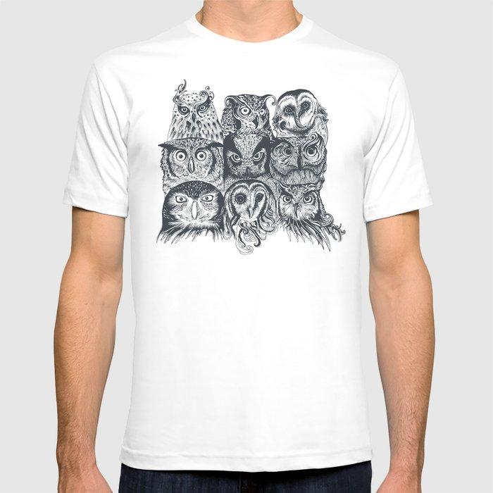 Nine Owls T-shirt